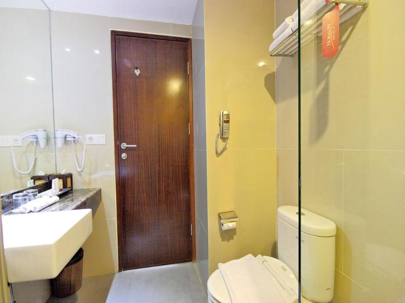 Double atau Twin Deluxe (Double Or Twin Deluxe)