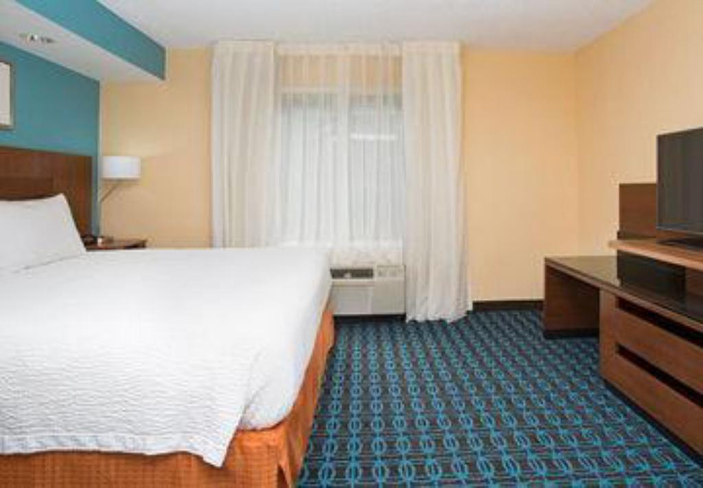 Bufet Fairfield Inn & Suites Boston Milford