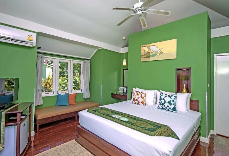 Double or Twin DELUXE COTTAGE