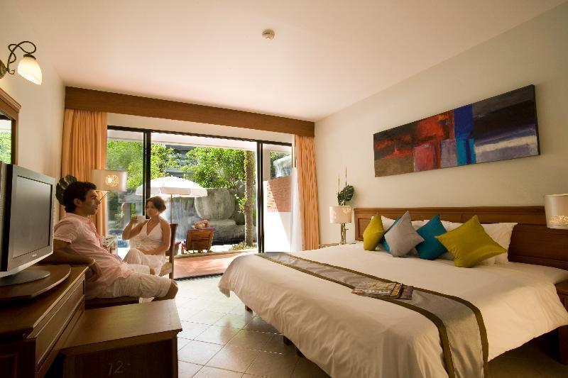 Sunset Beach Resort Phuket Thailand Photos Room Rates