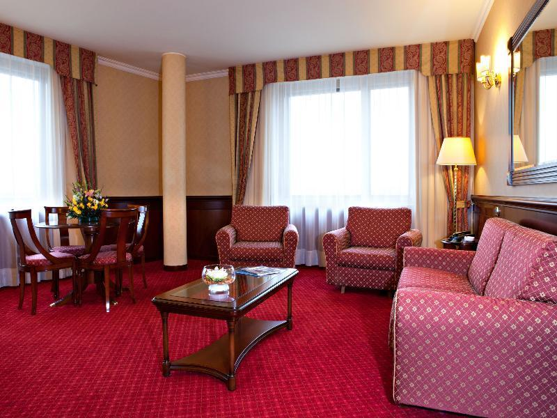 Executive tweepersoons- of twinkamer (2 aparte bedden) (Executive Double or Twin Room)