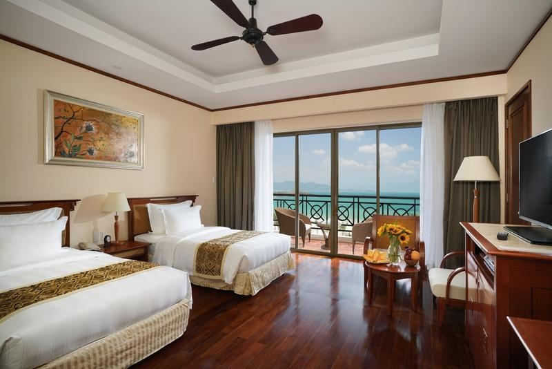 Double or Twin GRAND DELUXE OCEAN VIEW