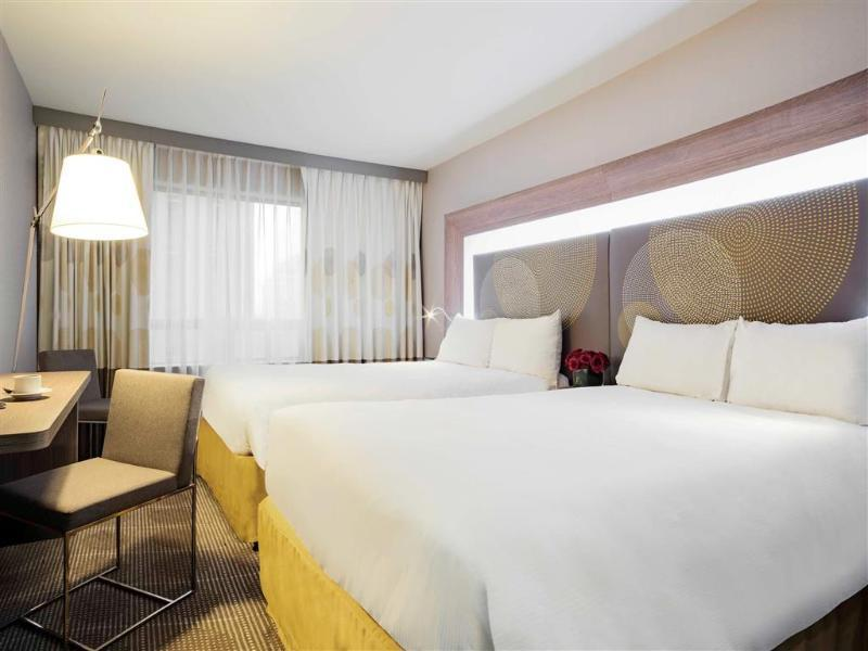 Executive Room Shared Bed