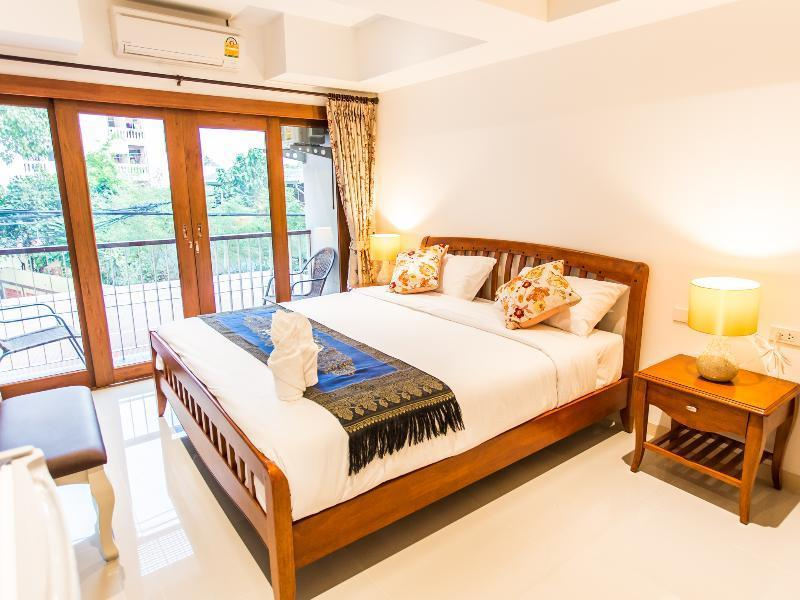 Double King Room with Balcony ( Double King Room with Balcony)
