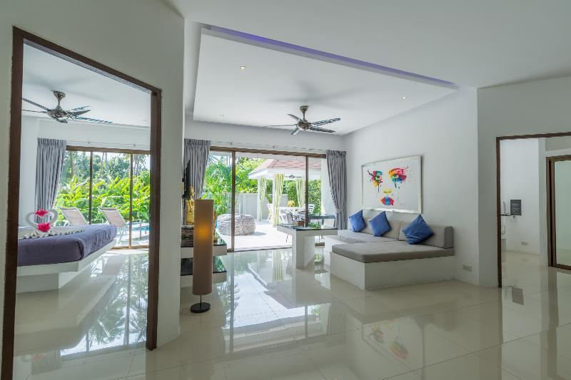 Villa Two Bedrooms With Private Pool