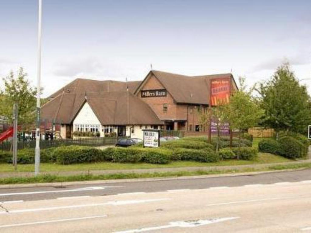 Best Price on Premier Inn Nottingham West in Nottingham ...
