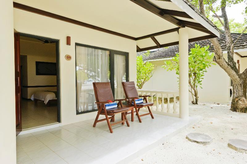 Paradise Island Resort Spa In Maldives Islands Room