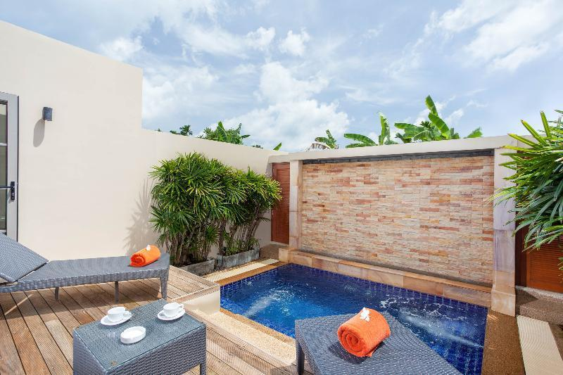 Villa 1 Bedroom Plunge Pool