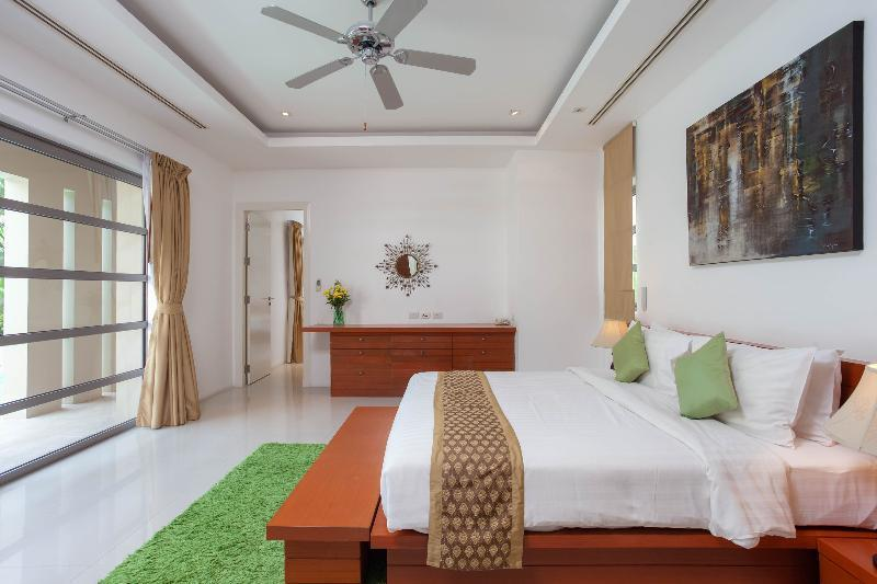 Double or Twin TWO BEDROOMS PRIVATE POOL VILLA