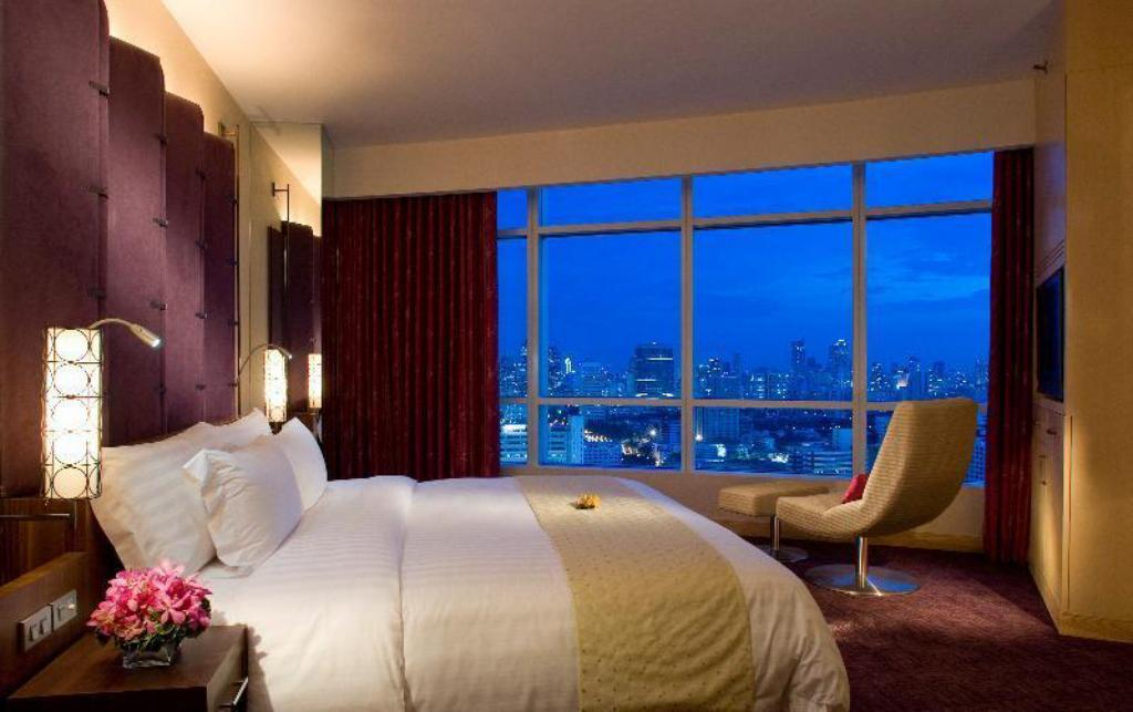 Centara Grand at Central World Hotel (SHA Certified)