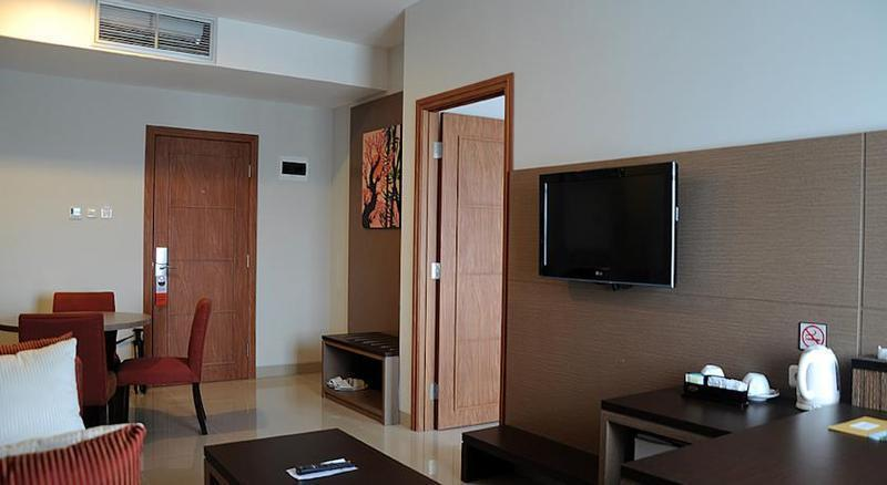 Junior Suite Satu Kamar ( Junior Suite One Bedroom )