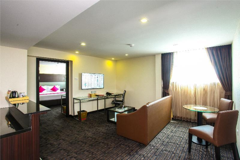 Apartemen Suite (Apartment Suite)